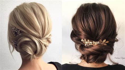 formal updos  medium hair prom wedding hairstyles
