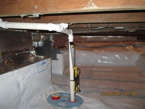 Quality 1st Basement Systems Crawl Space Repair Photo
