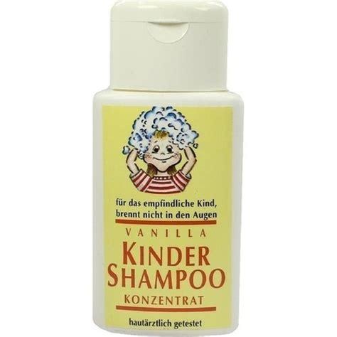 vanilla kinder shampoo floracell  ml pzn