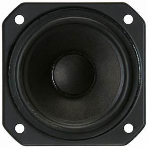New 2 5 U0026quot  Woofer Speaker Full Range Driver 4 Ohm 2 75
