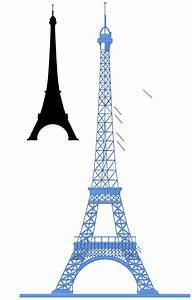 How To Draw Simple Eiffel Tower - ClipArt Best