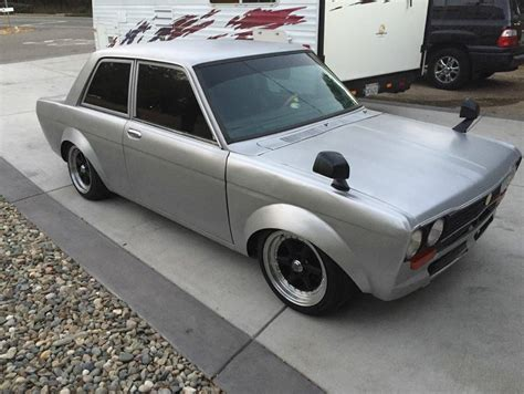 Datsun 510 Build by 1971 Datsun 510 Two Door Custom Build For Sale In Loomis