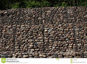 Mur En Gabion : mur de gabion photos stock image 21074043 ~ Premium-room.com Idées de Décoration