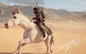 AC Origins Mount Sprint - How to Make Horses & Camels Gallop
