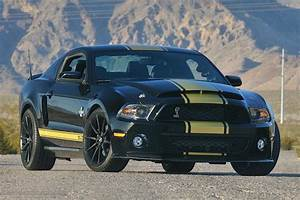 Most Popular: 2012 Ford Mustang Shelby GT500 Super Snake 50th Anniversary Edition