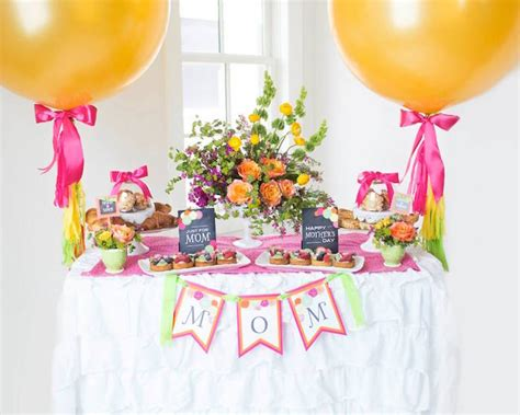 mothers day event ideas kara s party ideas coffee with mom themed mother s day party