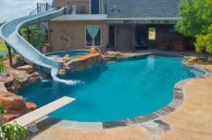 spa bathroom ideas luxury backyards traditional pool by