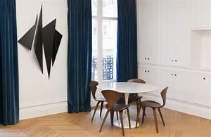 Rideaux Velours Bleu : 15 best rideaux velours images on pinterest closet rod curtains and velvet curtains ~ Teatrodelosmanantiales.com Idées de Décoration