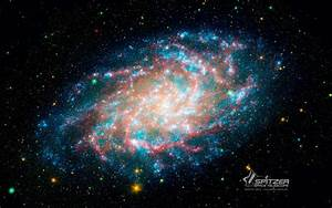 Triangulum Galaxy - NASA Wallpaper