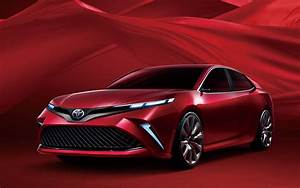 Wallpaper Toyota Camry, Concept cars, 4K, Automotive