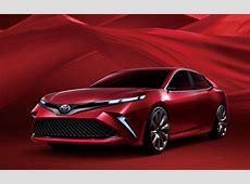 Wallpaper Toyota Camry, Concept cars, 4K, Automotive