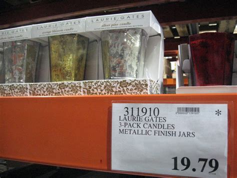 Costo Candele by Vases And Candles At Costco