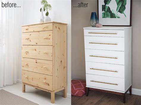 Ikea Tarva Dresser Hack, Round Ii