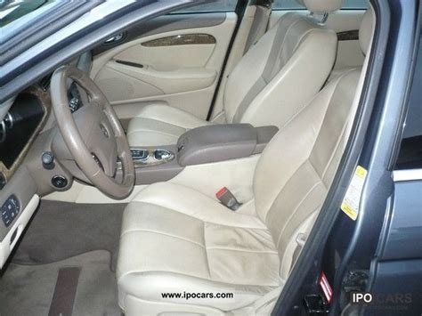 2005 Jaguar S-type 2.7 Td * Auto * Leather * Shd * Navi