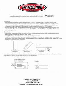 Imeter U2122 Wireless Hour Meter