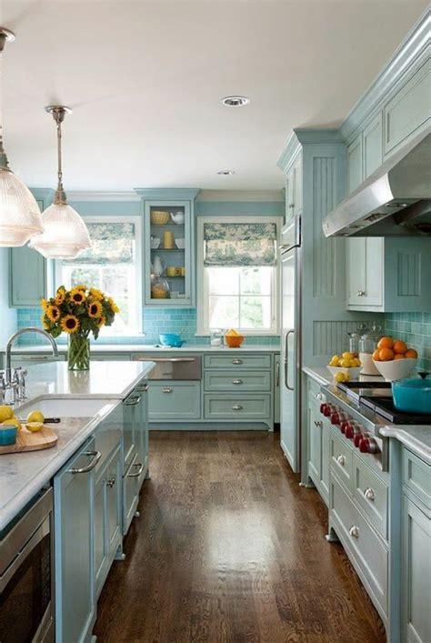 quelle couleur pour les murs d une cuisine 1001 idées pour décider quelle couleur pour les murs d