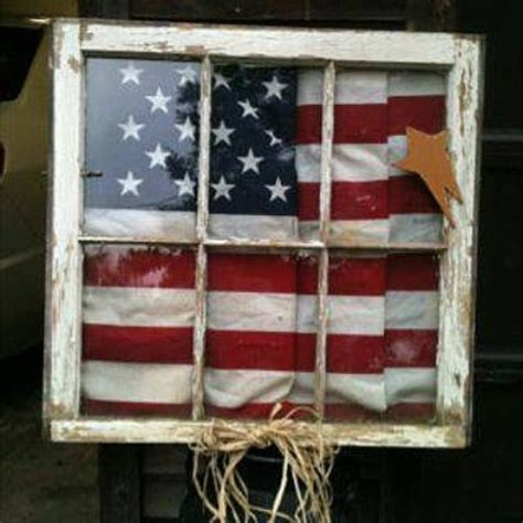 window frame ideas diy 4th of july decorations ideas our motivations 1107