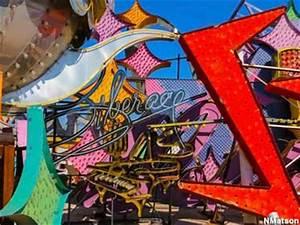 Las Vegas NV Neon Boneyard