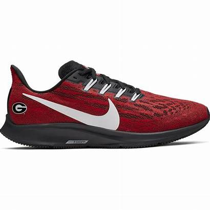 Nike Georgia Bulldogs Chaussures Edition Special Hommes