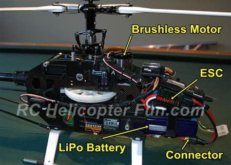 Electric Helicopter Motor by Electric Helicopters Will Give You A Charge