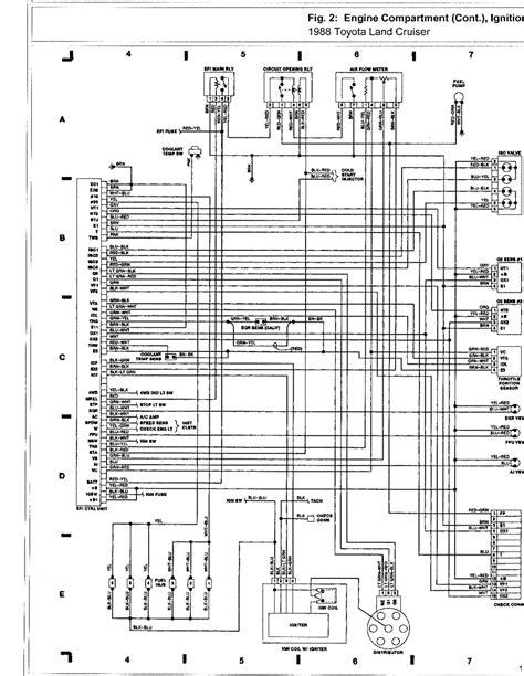 land cruiser wiring diagram 1958 land cruiser wiring