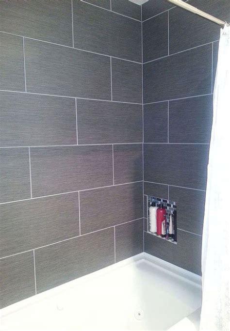 dark gray bathroom tile ideas  pictures