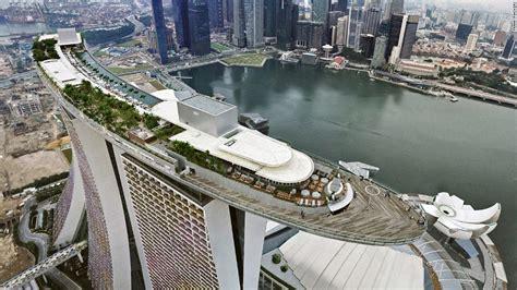 Moshie Safdie Singapore Architecture Cnn