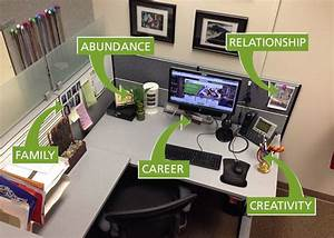 Best 25 Cubicle Organization Ideas On Pinterest Work Desk ...