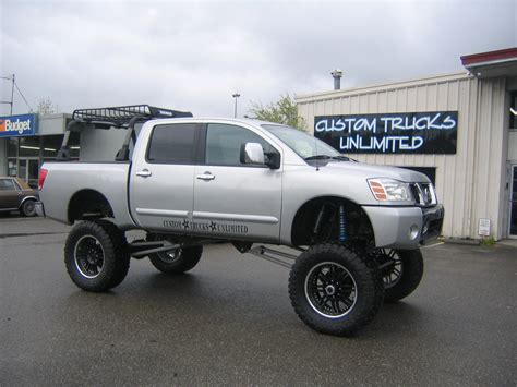 lifted nissan frontier white nissan frontier lifted image 178