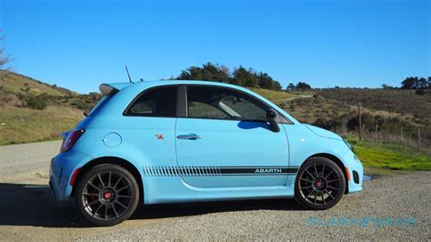 fiat  abarth review flawed  feisty boredom