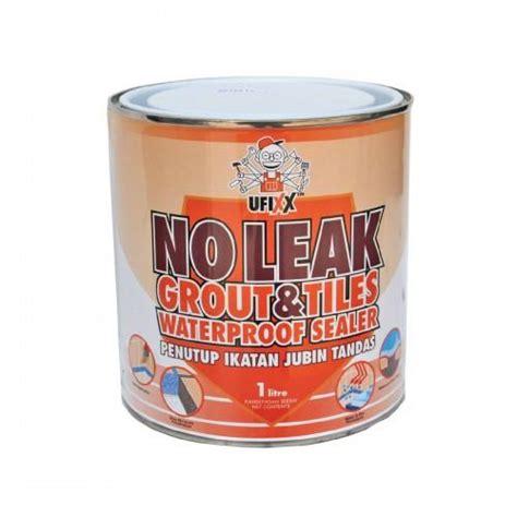 waterproof floor sealer 1 lit ufixx no leak grout tile waterproof sealer end 8 7 2016 3 19 00 pm