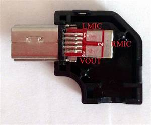 Micro Usb To Microphone Wiring Diagram