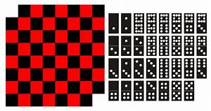 Mutilated Checkerboard And Dominoes Problem
