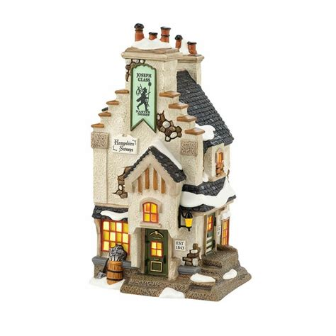 city lights collectibles department 56 4036509 hshire sweeps