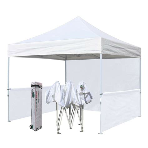 white ez pop canopy commercial outdoor vendor craft show booth tent ebay