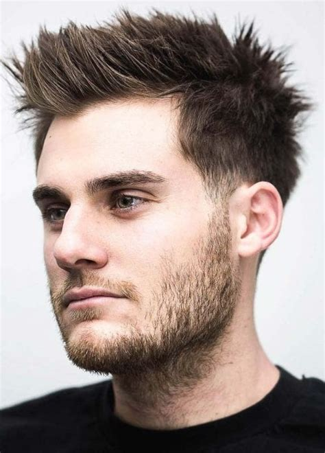 Exquisite Spiky Hairstyles Leading Ideas For