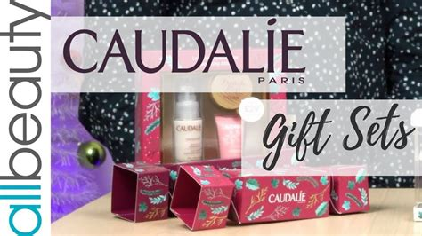 We Review Caudalie Christmas 2017 Gift Sets Youtube