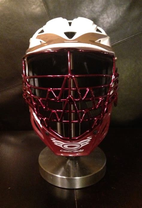 badass masks creates insane custom lacrosse face mask
