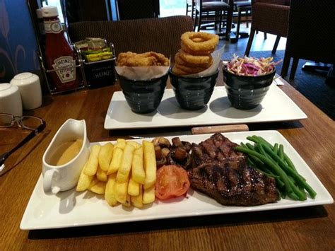 Excellent Food!  Picture Of Premier Inn Bradford Central