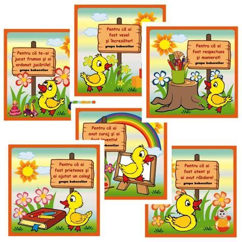 Cartonase motivationale grupa / clasa boboceilor ...