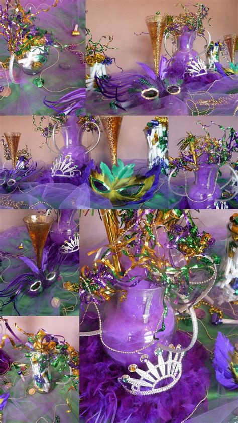 107 Best Mardi Gras Party Images On Pinterest Carnivals