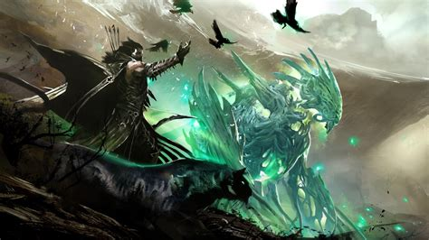 Wallpaper Of Desktop 2 by Guild Wars 2 Artwork Wallpapers Hd Desktop