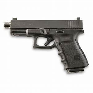 Glock 19 Gen 3 Suppressor-Ready, Semi-Automatic, 9mm, 4.01 ...