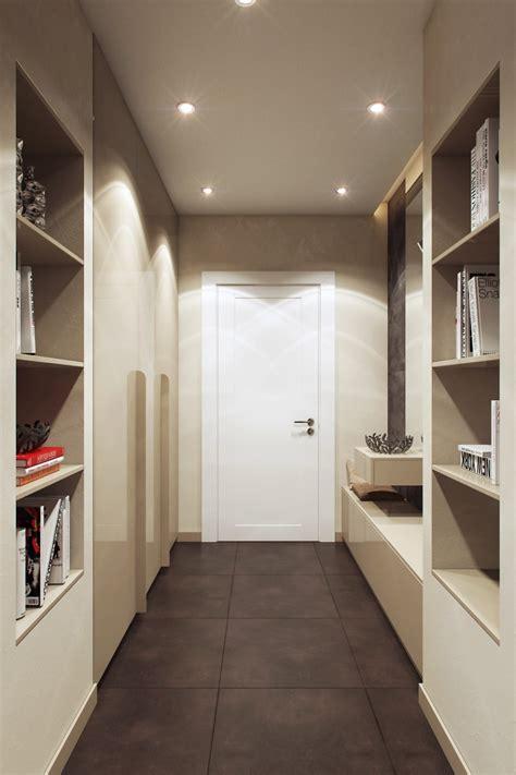 contemporary hallway storage hallway storage interior design ideas