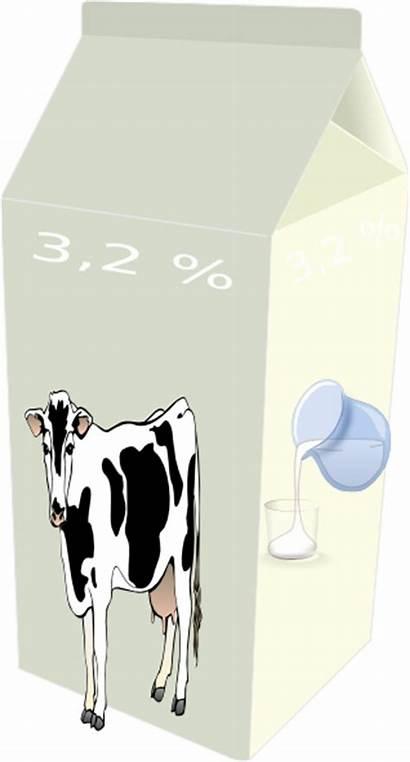 Milk Box Clker Clip Clipart Hi Vector