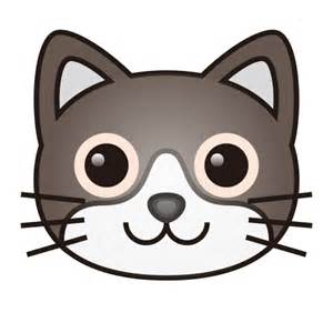 cat emojis list of phantom animals nature emojis for use as