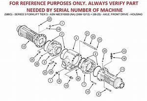 Case 586g Series 3 Rt Forklift Parts