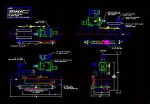 Compressor Hawden In Autocad