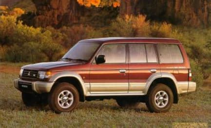 blue book used cars values 1998 mitsubishi pajero transmission control mitsubishi pajero 1994 price specs carsguide