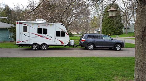 towing travel trailer toyota nation toyota car and truck